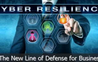 Attend Cyber Resiliency Conference