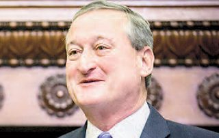 Philadelphia Mayor Kenney