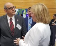 Vince Vicari Photo with New Jersey Lt. Governor Guadagno