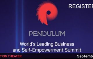 Attend Pendulum Summit 2018